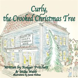 Curley the Crooked Christmas Tree | eBooks | Children's eBooks