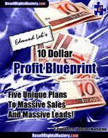 10 Dollar Profit Blueprint | eBooks | Business and Money