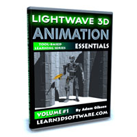 Lightwave 3D-Animation Essentials-Vol. #1 | Movies and Videos | Training