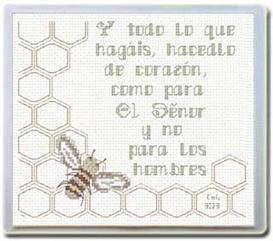 Trabaje - Diseo / dibujo | Crafting | Cross-Stitch | Religious