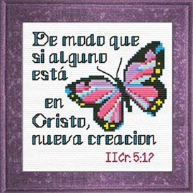 Nueva Creacion | Crafting | Cross-Stitch | Religious