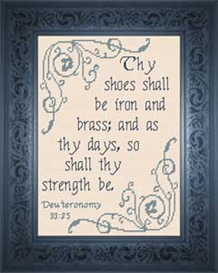 thy strength