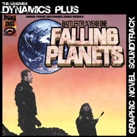 Falling Planets Soundtrack + Graphic Novel | Music | Instrumental