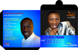 prophetic prayer for divine lifting