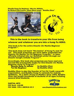 First Additional product image for - Shaolin Kung Fu Beginner - Warrior Athlete