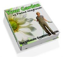 your garden book