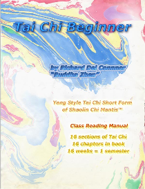 Tai Chi Beginner - Class Reading Manual | eBooks | Self Help