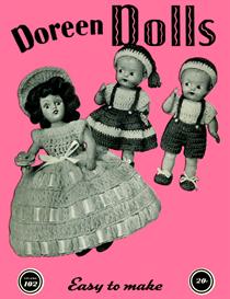 Dolls - Adobe .pdf Format | eBooks | Arts and Crafts