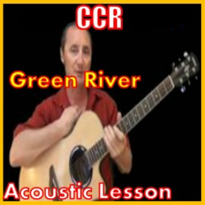 Learn how to play Green River by CCR | Movies and Videos | Educational