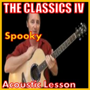 Learn to play Spooky by The Classics IV | Movies and Videos | Educational