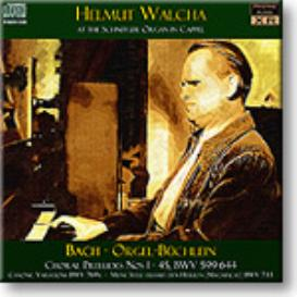 Bach Choral Preludes, Helmut Walcha, Ambient Stereo 24-bit FLAC | Music | Classical