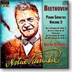 ARTUR SCHNABEL Beethoven Piano Sonatas Volume 3, mono FLAC | Music | Classical