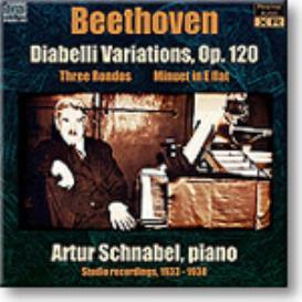 ARTUR SCHNABEL Beethoven Diabelli Variations, mono 16-bit FLAC | Music | Classical