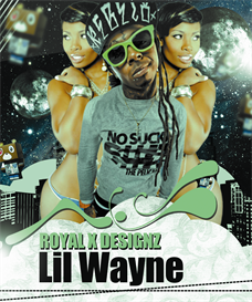 royal x designs lil wayne cover 2