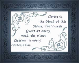 Unseen Guest | Crafting | Cross-Stitch | Other