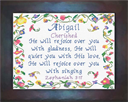 Name Blessings - Abigail | Crafting | Cross-Stitch | Religious