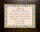 Name Blessings - Alana | Crafting | Cross-Stitch | Religious