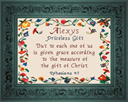 Name Blessings - Alexys | Crafting | Cross-Stitch | Other