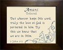 Name Blessing - Amani | Crafting | Cross-Stitch | Other