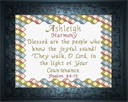 Name Blessings - Ashleigh | Crafting | Cross-Stitch | Religious