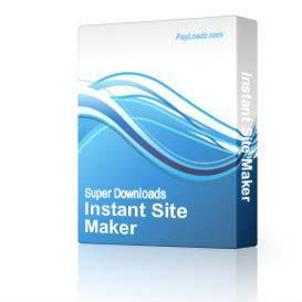 Instant Site Generator | Audio Books | Internet