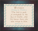 Name Blessings - Brendan | Crafting | Cross-Stitch | Religious
