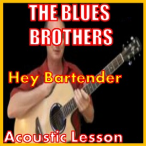 Learn to play Hey Bartender by The Blues Brothers | Movies and Videos | Educational