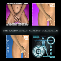 Download the Design Software | The Anatomically Correct Collection