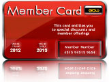 Gold MemberCard | Other Files | Everything Else