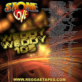 Download the Reggae Music | STONE LOVE - WEDDY WEDDY 105