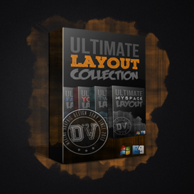 Ultimate Layout Collection (Retail)
