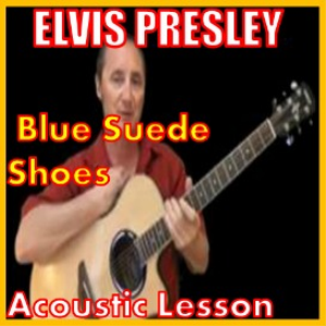 Learn to play Blue Suede Shoes by Elvis Presley | Movies and Videos | Educational