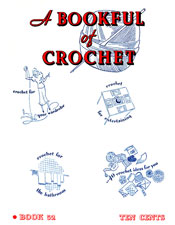 A Bookful of Crochet - Adobe .pdf Format | eBooks | Arts and Crafts