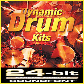 Dynamic acoustic Drums drumkit Soundfont soundfonts reason nnxt 5 6 Refill SF2 FL STUDIO FRUITY LOOP 10 | Music | Soundbanks