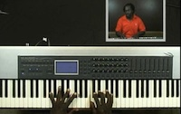 Piano Tutorial - There Is None Like You - Marvin Sapp | Movies and Videos | Training