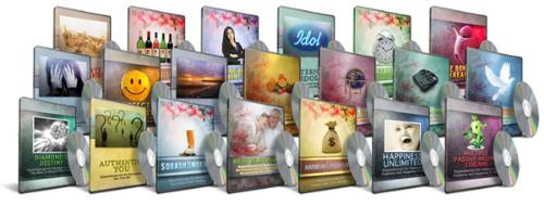First Additional product image for - Audio Adrenaline Hypnotherapy 20 Audios Set MP3s Resell
