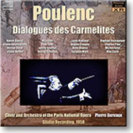 POULENC Dialogues des Carmelites, Dervaux 1958, 16-bit mono FLAC   Music   Classical