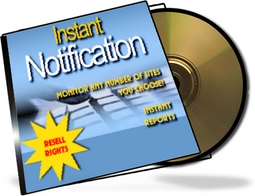 Instant Notification- Website Monitor | Software | Internet