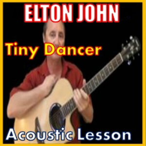 Learn to play Tiny Dancer by Elton John | Movies and Videos | Educational