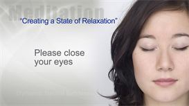 Creating A State of Relaxation and Calm - DNRS Meditation