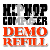 Hip Hop Composer Demo Refill | Software | Audio and Video