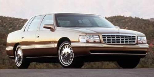 Second Additional product image for - 1999 Cadillac Deville MVMA
