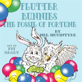 Flutter Bunnies Fossil of Fortune | eBooks | Children's eBooks