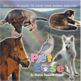 Pet Ease - Sharon Howarth Russell | Music | Instrumental