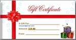 Gift Certificate | eBooks | Business and Money
