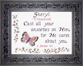 Name Blessings - Sheryl | Crafting | Cross-Stitch | Other