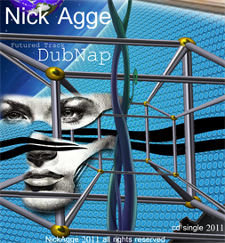 Download the Electronica Music | Nick Agge-DubNap Cd Single