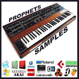 sequential circuits prophet5 prophet 5 prophet five prophet 10 prophet10 vintage sample | Music | Soundbanks
