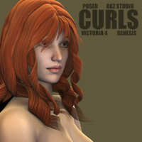 Curls | Software | Design