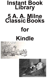 a. a. milne kindle book collection